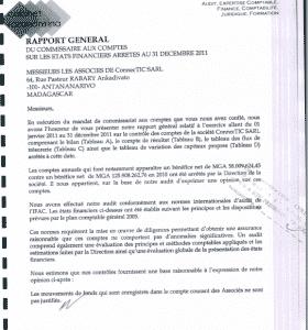 connectic-rapport-general-du-commissaire-aux-comptes-pour-lexercice-clos-au-31-decembre-2011-page-1
