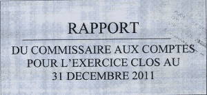 page-de-garde-rapport-du-commissaire-aux-comptes-pour-lexercice-clos-qu-31-decembre-2011
